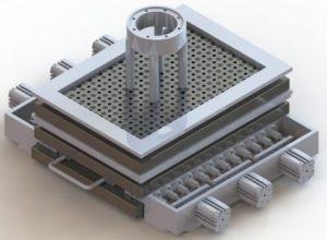 No Rotary Depositor 3D Model